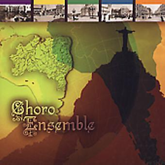 CHORO Ensemble - Choro Ensemble [CD] USA import