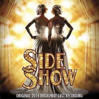Side Show / O.B.C. - Side vise / O.B.C. [CD] USA import