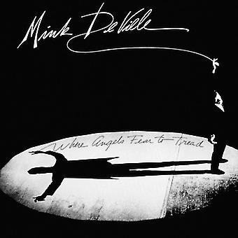 Mink Deville - hvor engle frygter at slidbanen [CD] USA import