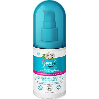 Yes To Cotton 100% Cotton Facial Moisturizer