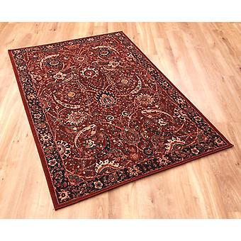 Ähnliche Kaschquai 4335-300 auf den Teppich in Downton Abbey gesehen und ist eine ähnliche Kopie der berühmten Corcoran Gallery die bei Sothebys für $34million Rechteck Teppiche traditionelle Teppiche verkauft
