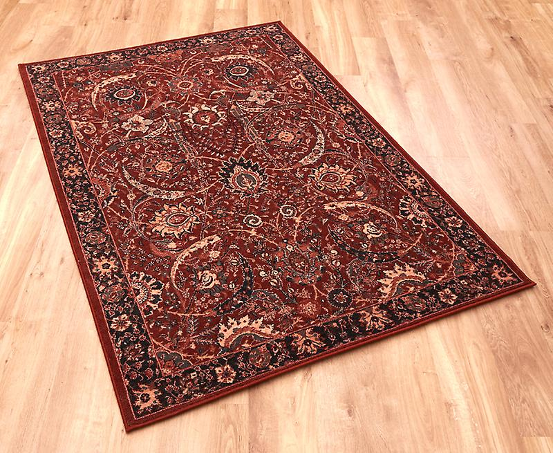 Kashqai 4335-300 Similiar to the rug seen in Downton Abbey and is a similar copy to the famous Corcoran Gallery which sold at Sothebys for $34million Rectangle Rugs Traditional Rugs