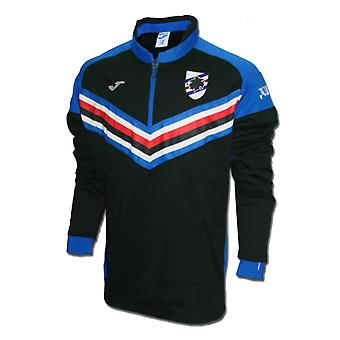 2017-2018 Sampdoria Joma Training Top (Black)