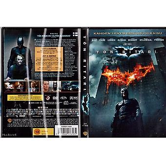 Batman-The Dark Knight (Dark Knight) (zwei-Disc komische Anpassung) (DVD)