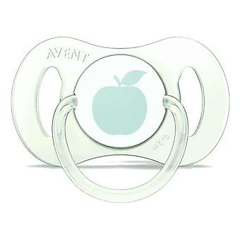 Avent Mini Soother from 0 to 2 Months Neutral
