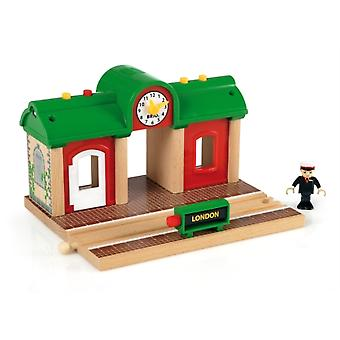 BRIO post og Play Station 33578