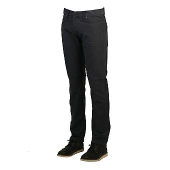Carhartt Carhartt Slim Fit Jeans In Navy Blue I013442-7706