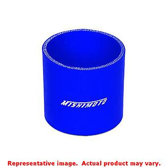 Mishimoto Silicone Couplers MMCP-25SBL Blue 2.5in Fits:UNIVERSAL 0 - 0 NON APPL