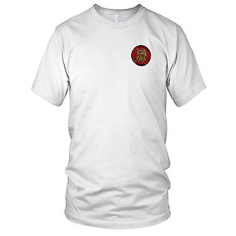 US Coast Guard SAR Dogs - Search And Rescue - Vietnam War Embroidered Patch - Mens T Shirt