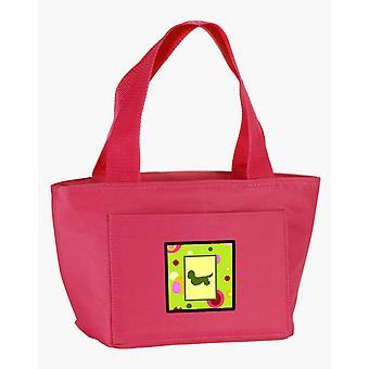 Carolines Treasures  CK1025PK-8808 Dandie Dinmont Terrier Lunch Bag
