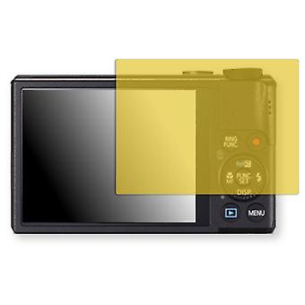 Canon PowerShot S110 display protector - Golebo view protective film protective film