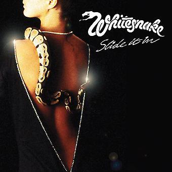 Whitesnake - Slide en la importación de los E.e.u.u. [CD]