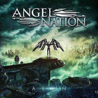 Angel Nation - Aeon [CD] USA import