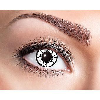 Zombie Geist Kontaktlinsen
