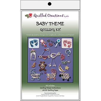Quilling Kits Baby Theme Q40 1