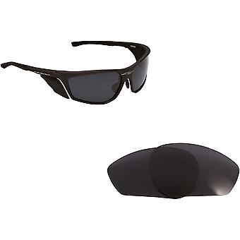 Zyon Replacement Lenses Polarized Black by SEEK fits RUDY PROJECT Sunglasses
