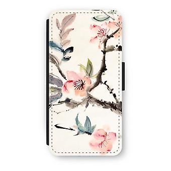 iPhone 6/6s futerał - Japenese kwiaty