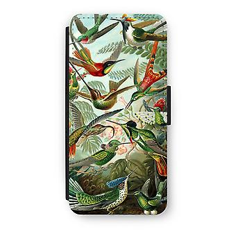 iPhone 5c Flip Case - Haeckel Trochilidae