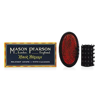 Mason Pearson Boar Bristle - Small Extra Military Pure Bristle Medium Size Hair Brush (Dark Ruby) 1pc