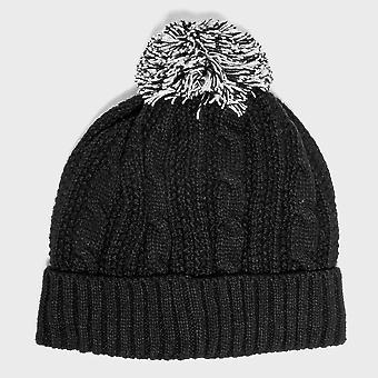 Peter Storm Men's Leon Waterproof Knitted Bobble Hat