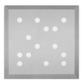 Leds C4 Ceiling Fixture Wow 140xLed 44W Grey