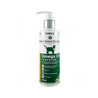 NAS Omega Oil 3,6 & 9 For Cats 200ml