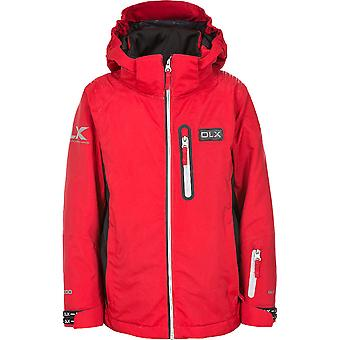 Trespass Boys & Girls Castor Waterproof Breathable Ski Jacket Coat