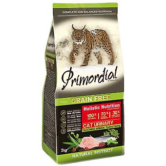 Primordial Pienso para Gato Urinary Pavo y Arenque (Cats , Cat Food , Dry Food)