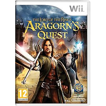 Lord of the Rings Aragorns Quest (Wii)