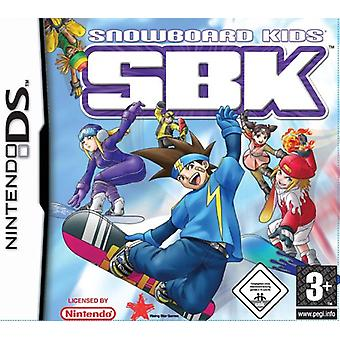 Snowboard Kids (Nintendo DS)