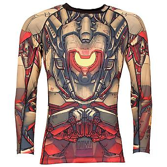 Tatami Fightwear bambini Mech Warrior Rash Guard