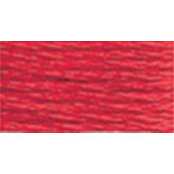 DMC 6-Strand Embroidery Cotton 100g Cone-Christmas Red Bright