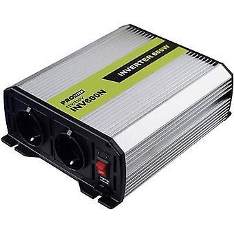 ProUser INV600N Inverter 600 M 12 Vdc - 230 V AC, 5 Vdc