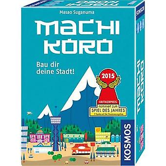 Koro machi - building your own city!