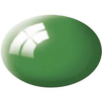 Aqua paint Revell Emerald green (glossy) 61 Can 18