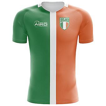 2018-2019 Ireland Flag Concept Football Shirt