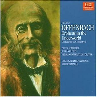 J. Offenbach - Offenbach: Orpheus in Der Unterwelt [Highlights] [CD] USA import