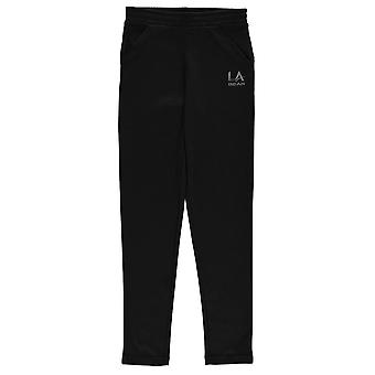 LA Gear Kids I Lk Pants Girls Sports Running Jogging Bottoms Joggers