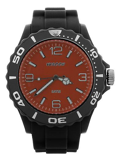 Waooh - MC42 Black Watch Dial Color &