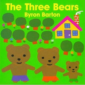 Para reservar os três ursos por Byron Barton - Byron Barton - 9780694009985