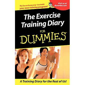 Das Bewegungstagebuch Training für Dummies von Allen St. John - 978076455