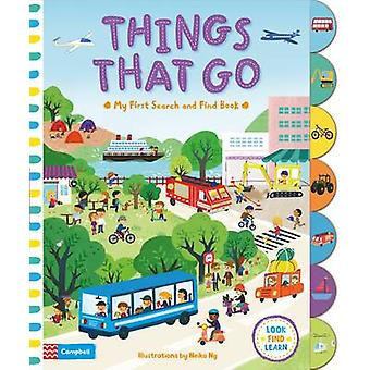 Things That Go (Main Market Ed.) by Neiko Ng - Jacqueline McCann - 97