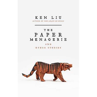 Papir menageri af Ken Liu - 9781784975692 bog