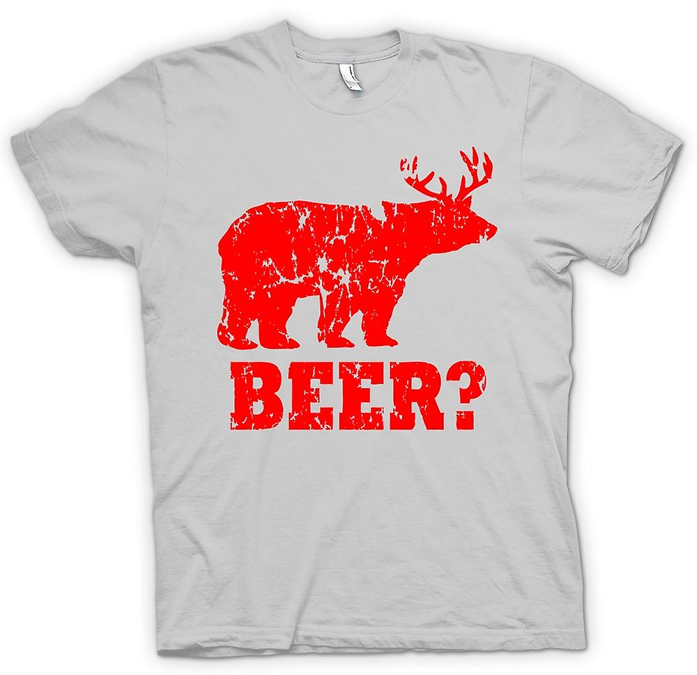 Mens T-shirt - Beer - Funny