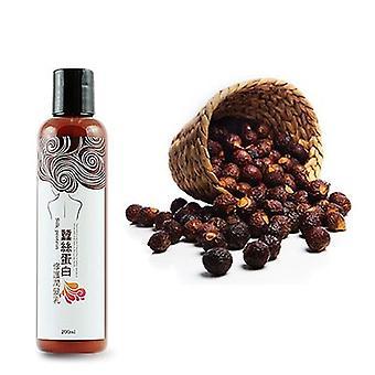 Soapberry, Silk hair repair conditioner.