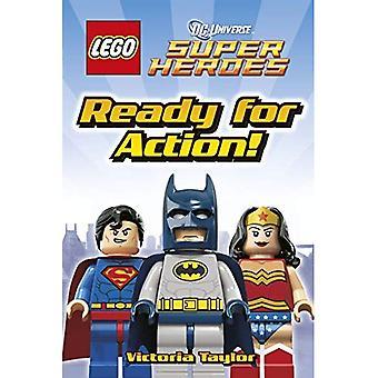 Hjältar i aktion (LEGO DC Super Heroes, nivå 2)