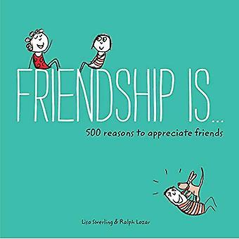 Ystävyys on...