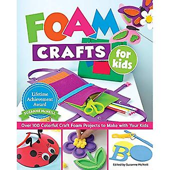 Schuim Crafts for Kids