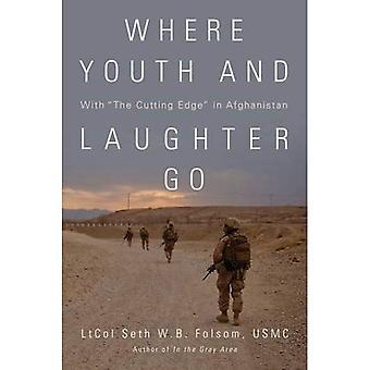 Où les jeunes et le rire aller: avec «La pointe» en Afghanistan