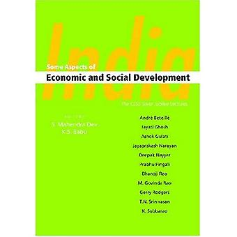 India: Some Aspects of Economic and Social Development